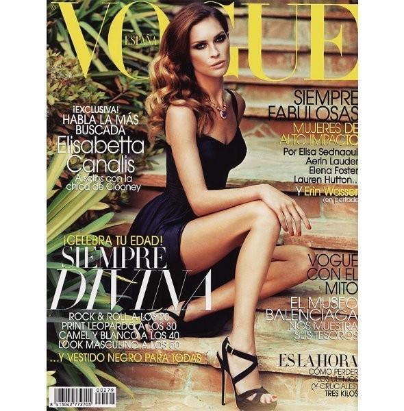 Обложки Vogue: Германия, Испания и Корея. Изображение № 4.