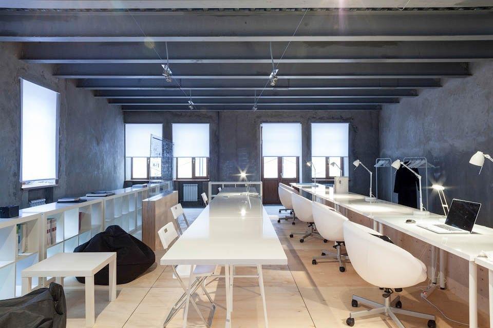 Как устроен офис архитектурной студии WALL. Изображение № 8.