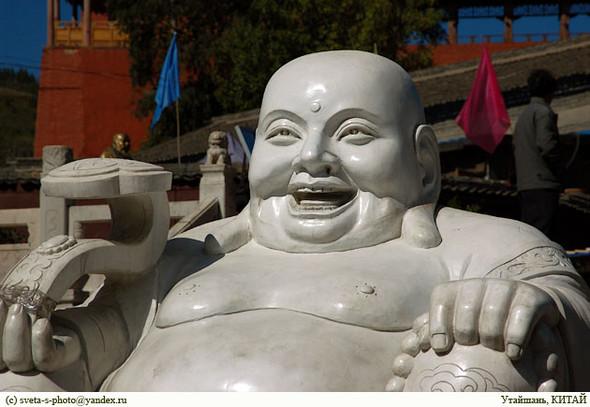 Китай, Утайшань. Изображение № 1.
