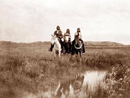 Эдвард Кертис. индейская мечта. Изображение № 9.