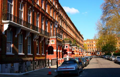 Ориентируемся в английской и лондонской архитектуре. Изображение № 8.