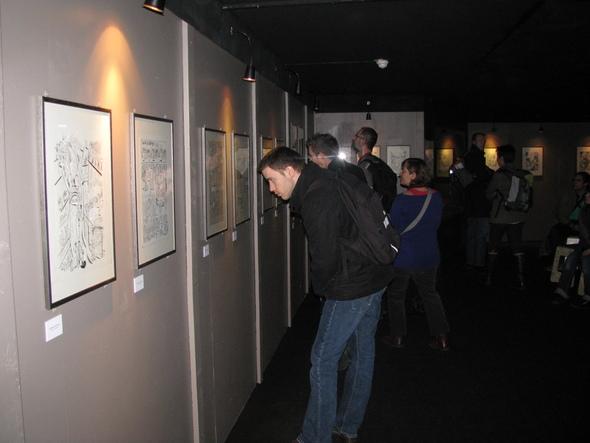 Ангулем 2009 – великое действо вокруг комикса. Изображение № 5.