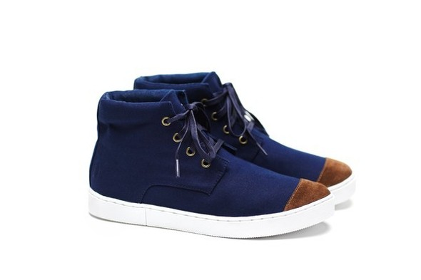 Мужская обувь: Shoe the Bear SS 2012. Изображение № 4.