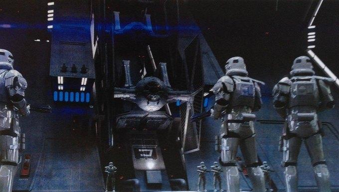 В Сеть выложили 32 концепт-арта для «Звёздных войн VII». Изображение № 11.