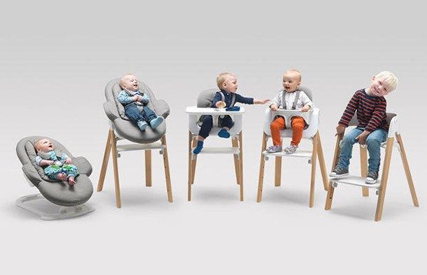 Создан стул, который «растёт» вместе с ребёнком . Изображение № 1.