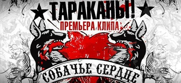 Официальная премьера клипа группы «Тараканы!». Изображение № 1.