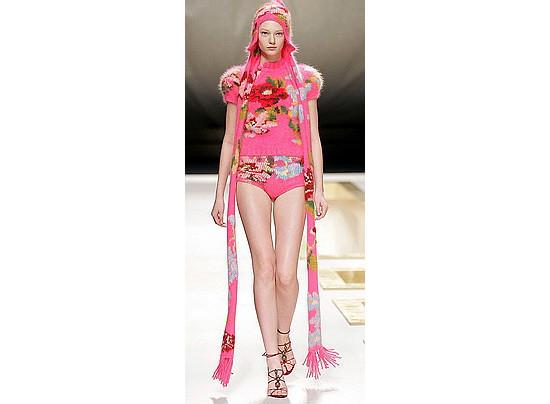 Японский вклад в haute couture. Изображение № 9.
