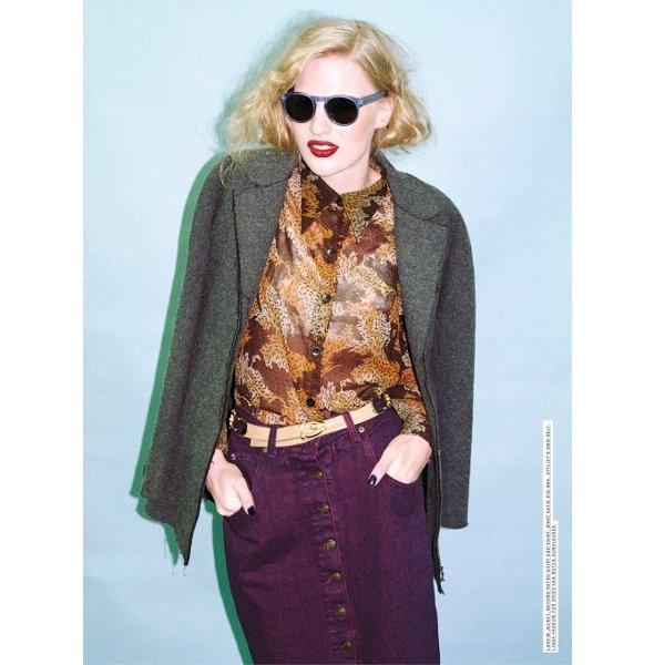 Новые съемки: Vogue, V и другие. Изображение № 18.