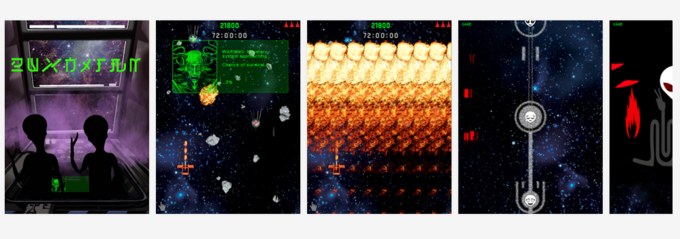 Skrillex выпустил мобильную игру по мотивам нового альбома . Изображение № 1.