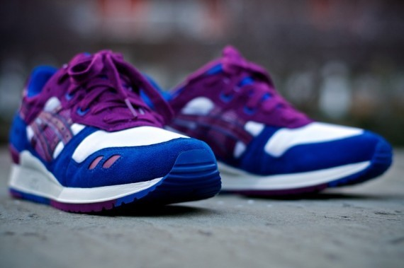 Asics Gel Lyte III + GT-II Fall/Winter 2011 релизы в Kith. Изображение № 3.