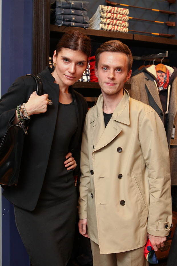 Tommy Hilfiger - Vogue Fashion's Night Out . Изображение № 30.