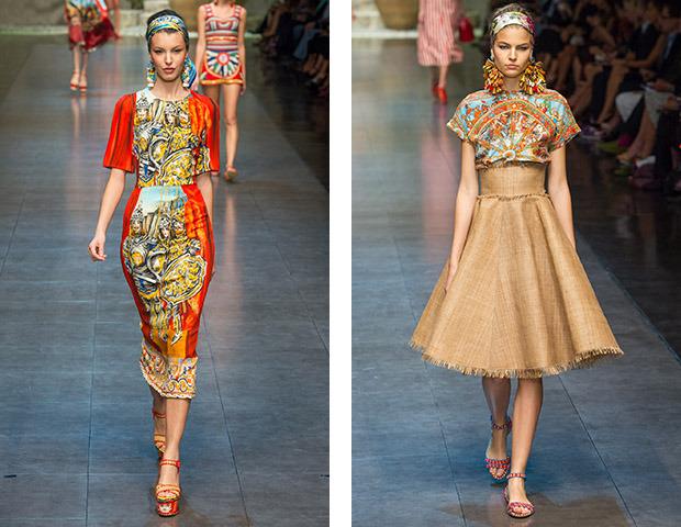 MFW SS 13: Показы Dolce & Gabbana, Fendi, Jil Sander, Marni и Versace. Изображение №1.