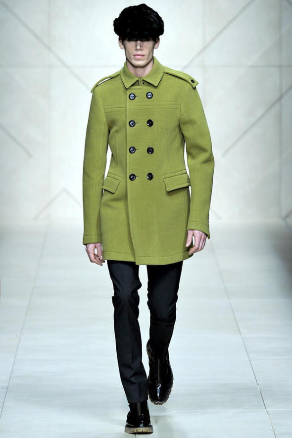 Изображение 21. Milan Fashion Week. Часть 1.. Изображение № 37.
