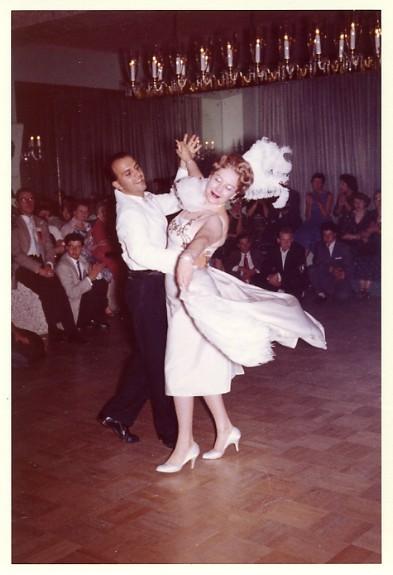 Dance Lessons 1958–1962. Изображение № 19.