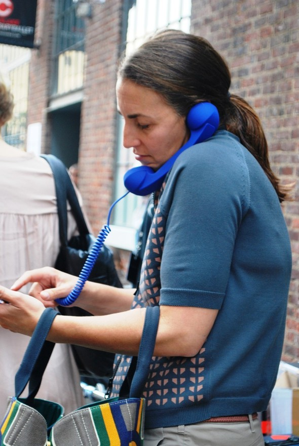 Street Fashion @ NYFW. Изображение № 24.