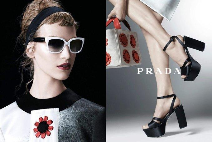 Max Mara, Prada и другие марки выпустили новые кампании. Изображение № 23.
