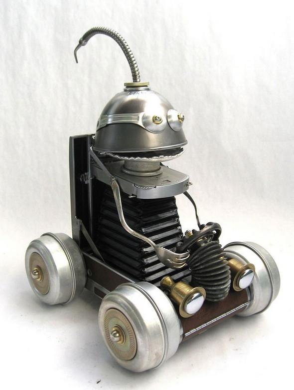 Роботы ХХI века. Изображение № 10.