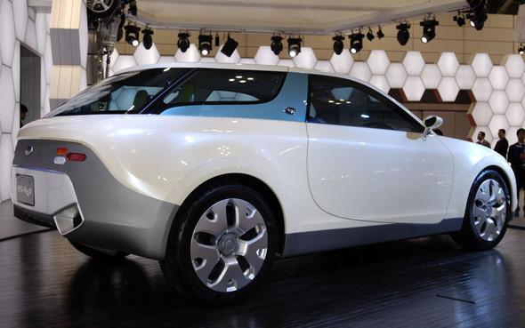 Немколько концептов. Subaru, Honda, Volvo. Изображение № 12.