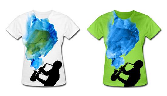 Изображение 112. Кастинг принтов для футболок SEKTA: Koktebel Jazz Fest.. Изображение № 112.