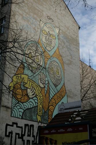 Изображение 13. Берлин: музыкальные фестивали, граффити, места.. Изображение № 16.