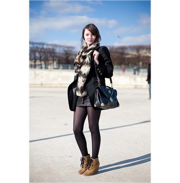 Луки с Недели моды в Париже. Изображение № 19.