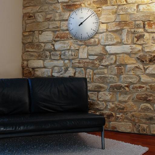 Настенные часы UNO - украшение интерьера со вкусом. Изображение № 2.
