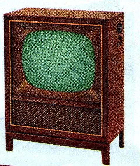 Телевизоры 1960х годов. Изображение № 29.