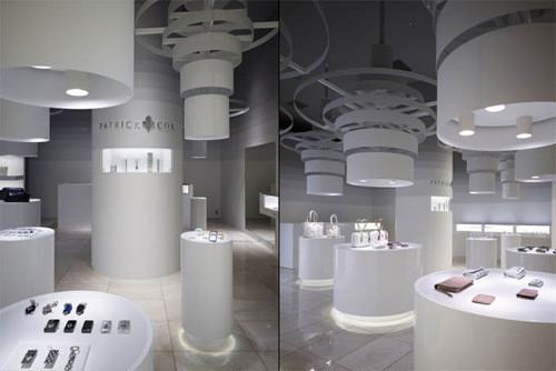 Изображение 37. 20 Великолепных дизайнерских концепций бутиков.. Изображение № 44.
