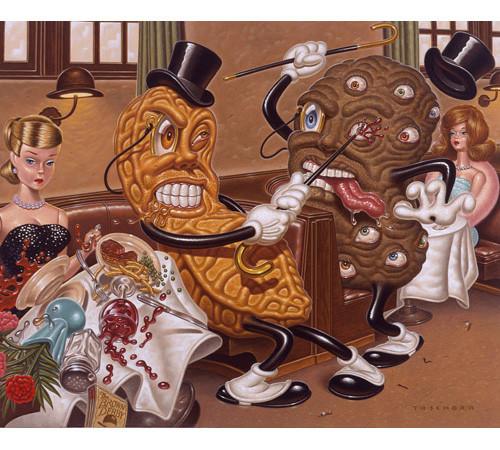 Гид по сюрреализму. Изображение №233.