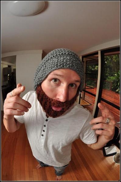 Шапка с бородой. Изображение № 3.