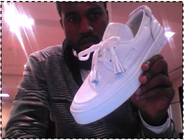 Kanye West дляLouis Vuitton. Изображение № 4.