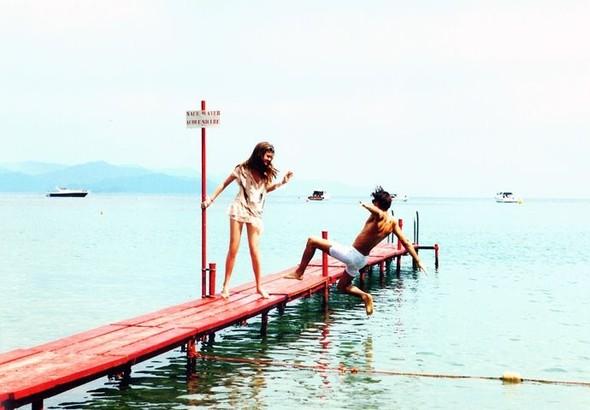 Кампания: Моника Ягачак и Эллен фон Унверт для Dior Cruise 2012. Изображение № 9.