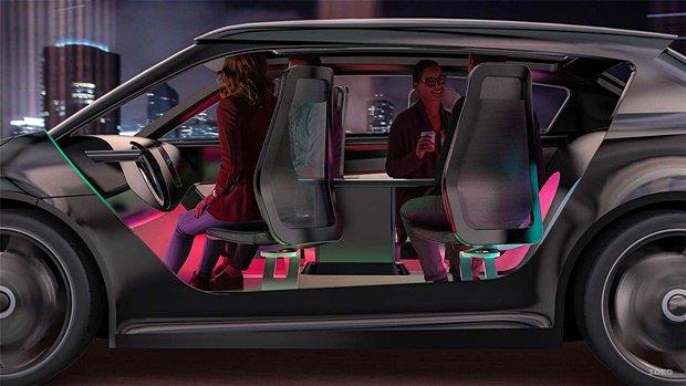 Концепт: как будет выглядеть транспорт в 2029 году. Изображение № 11.