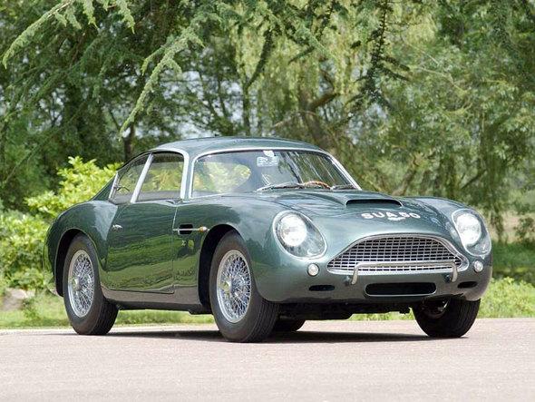 Aston Martin DB4 GTZagato. Изображение № 1.