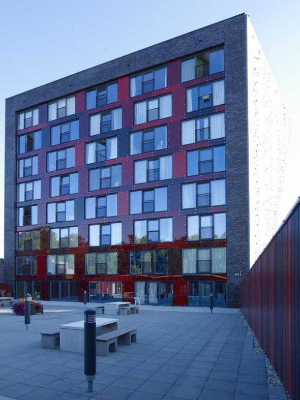 Новое общежитие университета втвенте. Изображение № 5.
