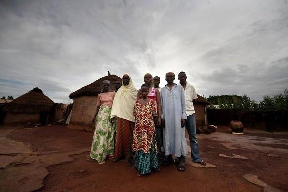 Изображение 24. Рыночные девушки из Ганы.. Изображение № 24.