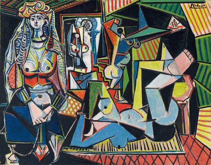 Число дня: цена самой дорогой проданной с аукциона картины. Изображение № 1.
