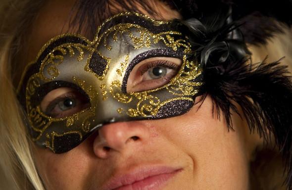 Венецианский карнавал масок. Изображение № 28.