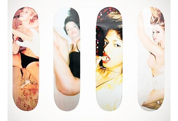Скейтборды Marc by Marc Jacobs со снимками Юргена Теллера. Изображение № 1.