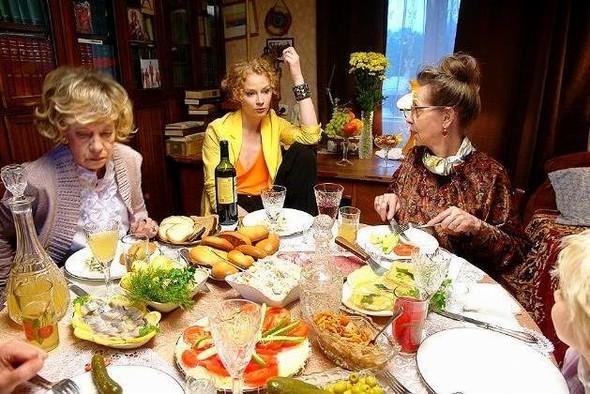Girls Power в российских телевизорах этой весной. Изображение № 3.