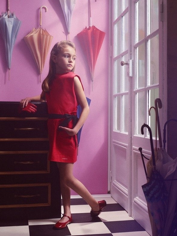 Vogue Enfants. Изображение № 8.