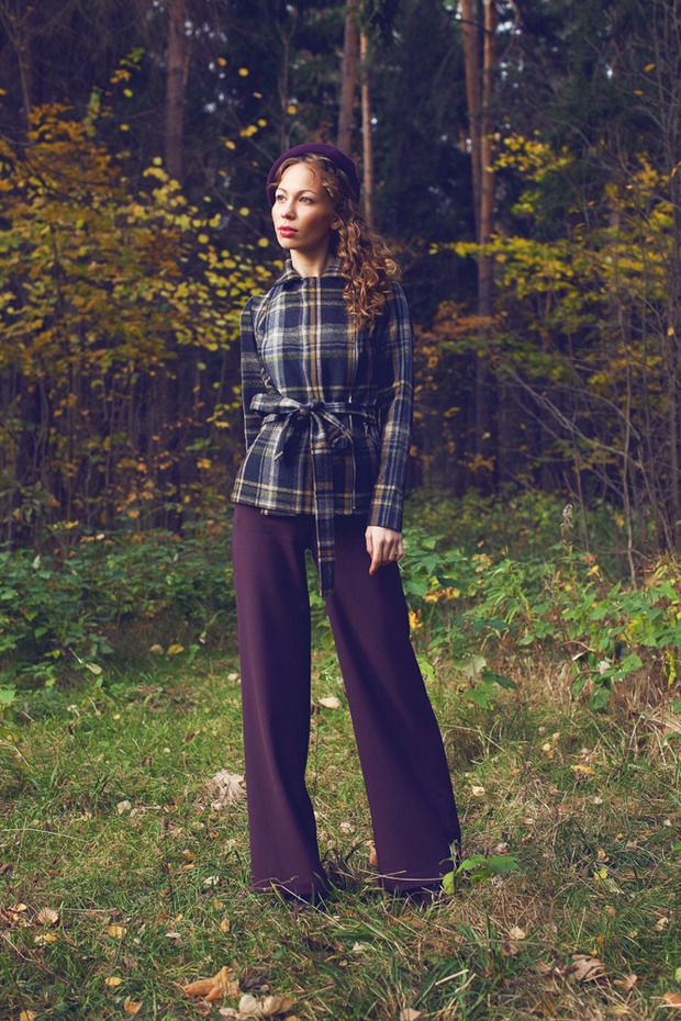 "Новый lookbook ANaзarova ""Fairy Tale"" Fall-Winter 2012-2013. Изображение № 10."