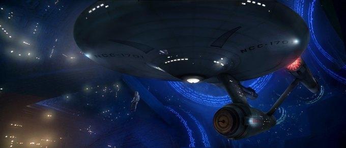 Концепт: «Энтерпрайз» 1966 года в новом «Звёздном пути». Изображение № 8.