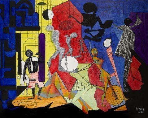Изображение 10. Педро Яба - Искусство из Африки.. Изображение № 10.