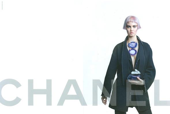 Кампании: Chanel, Calvin Klein и другие. Изображение № 21.