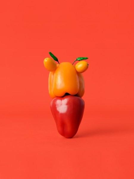 Вдохновленое вегетарианство. Подсмотренное. Изображение № 8.