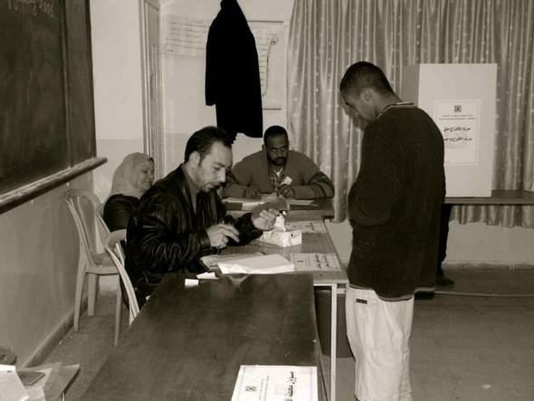 100 лет выборов в документальных фотографиях. Изображение № 65.