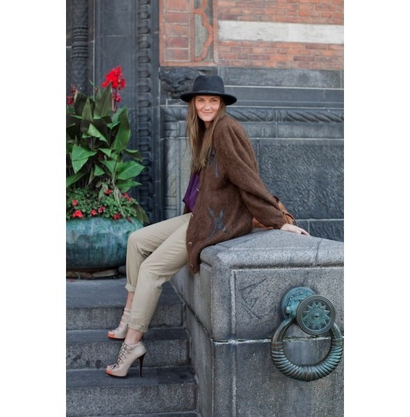 Луки с недель моды в Копенгагене и Стокгольме. Изображение № 25.