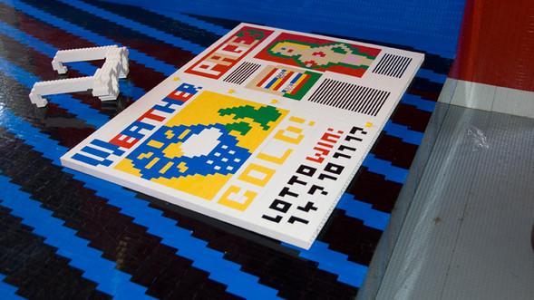 Lego дом. Изображение № 8.