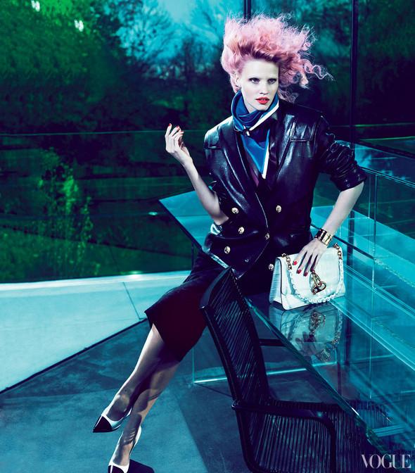 Новые съемки: Vogue, 25 Magazine, Exit. Изображение № 37.